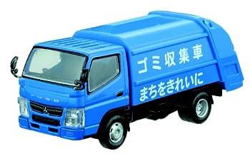 プレイキャスト 1/32 三菱ふそうキャンター ゴミ収集車