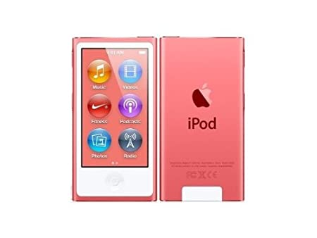 Baladeur Vid�o APPLE IPOD NANO7EG ROSE 16GO