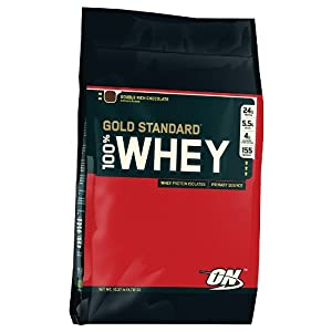 Amazon - 10Lb. Whey Protein - Gold Standard (chocolate) - $55
