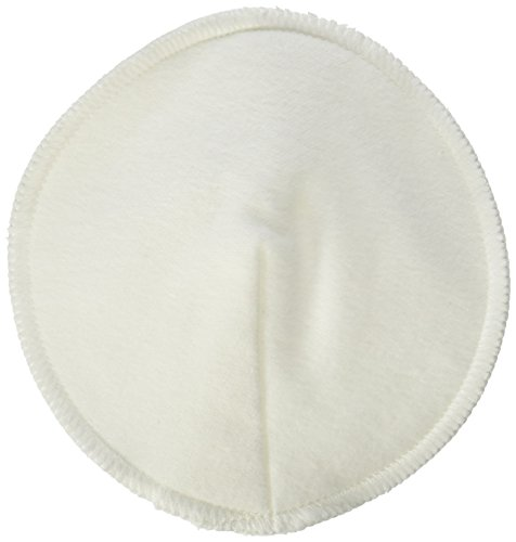 Ameda Washable Cotton Breast Pads, 4 Count