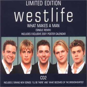 Westlife - What Makes A Man - Zortam Music