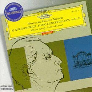 Mozart: Piano Concerto 8, 23, 24  (DG The Originals)