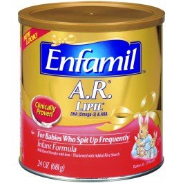 Enfamil A.R.® Infant Formula-Flavor Unflavored Calories 20 / Fl Oz Style Ready-To-Use Liquid Packaging 32 Fl Oz Can - Case Of 6 front-137120