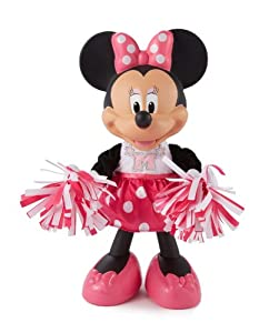 Fisher-Price Disney's Minnie Mouse Bowtique Cheerin' Minnie