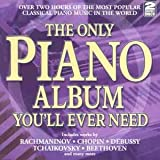The Only Piano Album You'll Ever Needby Various