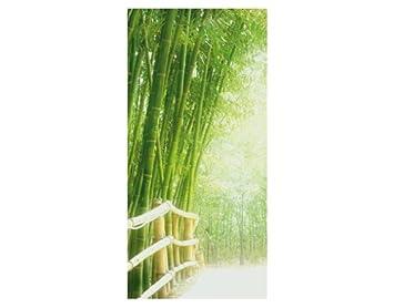 Stehle Filmscheinwerfer mantiburi design raumteiler bamboo way bambus schiebe gardine