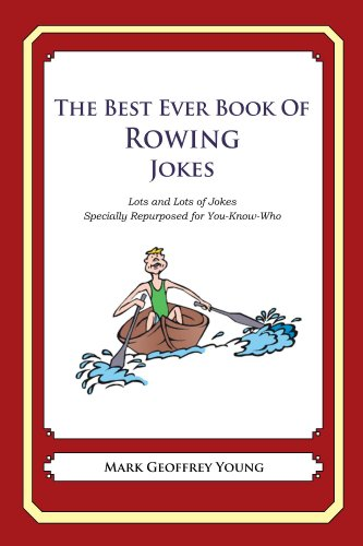 Mark Young - The Best Ever Book of Rower Jokes (English Edition)