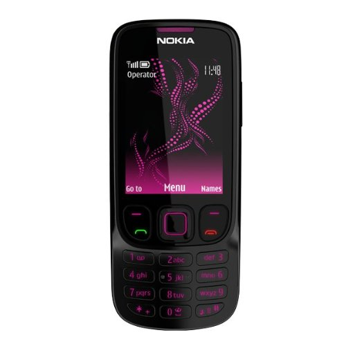 NOKIA - 6303I CLASSIC - TÉLÉPHONE PORTABLE - GSM/GPRS/EDGE - BLUETOOTH - ROSE FLASH