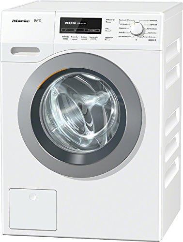 WKB130WCS D LW Waschmaschine FL / A+++ / 176 kWh / Jahr / 1600 UpM / 8 kg / 9900 L / Jahr / Thermo-Schontrommel / Capdosing / lotosweiß