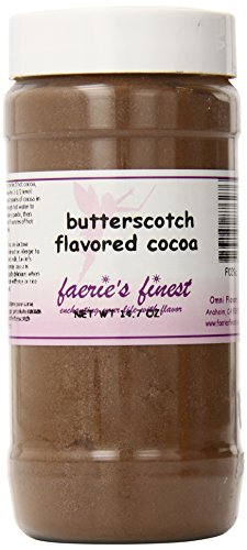 Faeries Finest Cocoa, Butterscotch, 14.70 Ounce