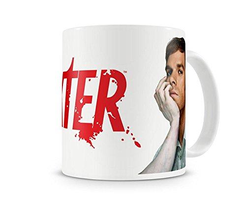 Dexter-Tazza in ceramica-copertina Season 1-fantastica e resistente in confezione regalo.