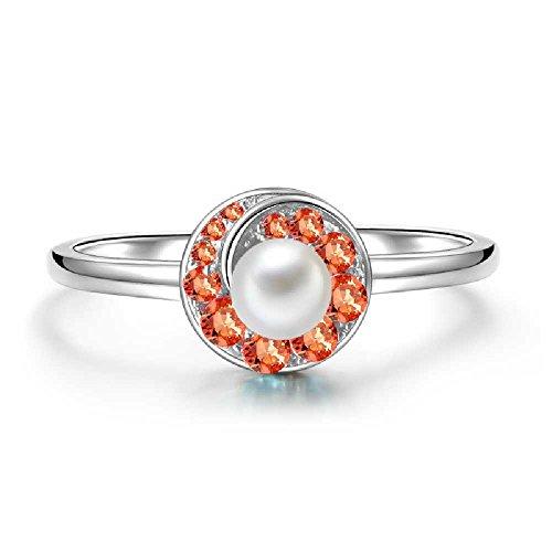 soufeel-925-sterling-silver-orange-red-whirlpool-pearl-ring-6