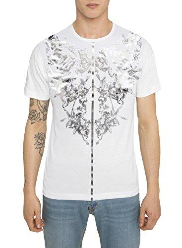 Camisetas-de-Moda-Designer-Vintage-Fashion-Rock-para-Hombre-Camiseta-Negra-Blanca-con-Estampada-SCORPION-Cuello-redondo-Manga-corta-Algodn-Alta-calidad-Ropa-Moderna-para-Hombres-S-M-L-XL-XXL