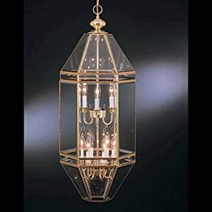 Five-Tier Flat Prism Chandelier - ShopWiki