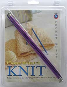 Boye Pocket Guide Teach Yourself to Knit