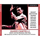 Guido Cantelli - Great Live Recordings
