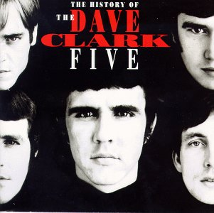 History Of The Dave Clark Five artwork