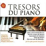 Trésors du piano (Coffret 4 CD)