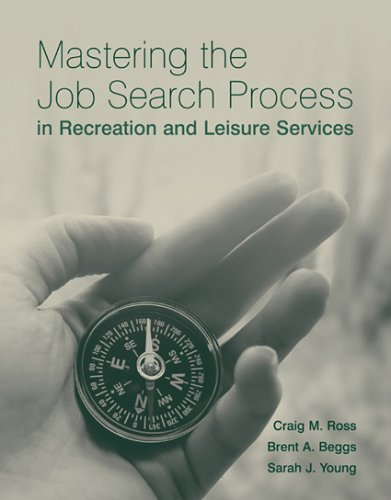 Mastering The Job Search Process In Recreation And...