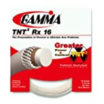Gamma TNT2 RX Tennis String - 17gauge...