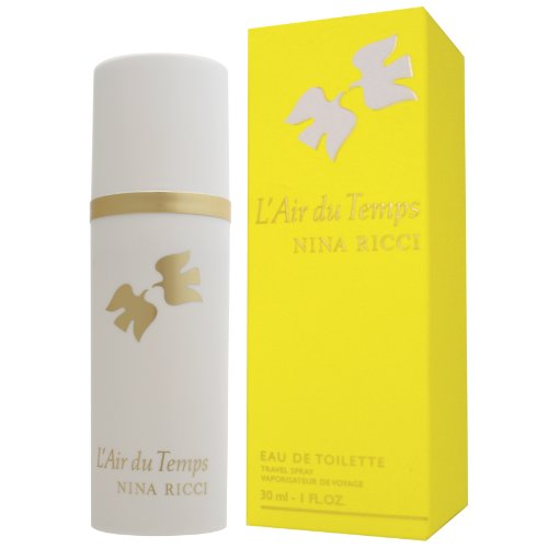 L'Air Du Temps Perfume For Women by Nina Ricci EDT Spray 30ml
