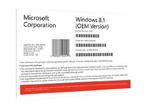 Windows 8.1 Pro OEM 64 Bit Vollversion