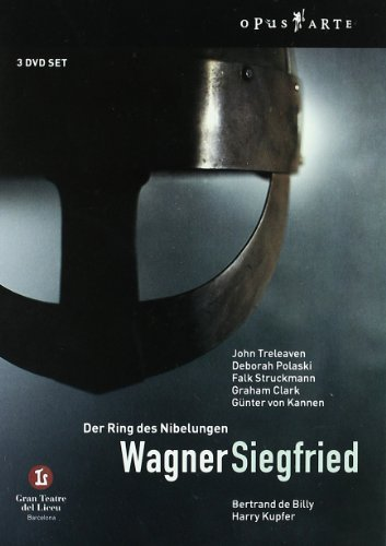 Siegfried (Teatro Del Liceo 2004) - Wagner -  3DVD