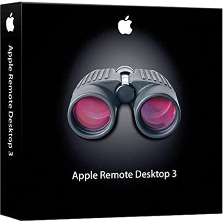 Apple Remote Desktop 3 10 Managed Systems [OLD VERSION]