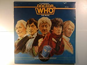 DOCTOR WHO: THE MUSIC. Soundtrack