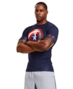 Under Armour Men's Under Armour® Alter Ego Compression Shirt Large Midnight Navy