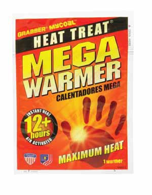 Grabber 12 Hour Mega Warmer -PACK of 30
