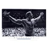 Arnold Schwarzenegger Poster Movie E 27x40 People Poster Print, 40x27