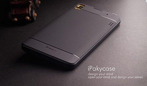100% authentic a7e1f c9e05 Original iPaky Brand Luxury High Quality Ultra-Thin Dotted Silicon Black  Back + PC Black Frame Bumper Back Case Cover For Lenovo K3 Note & Lenovo ...