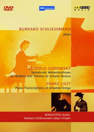 ブルカルト・シュリースマン・プレイズ・ゴドフスキー&リスト: ピアノ・トランスクリプション集 [DVD]