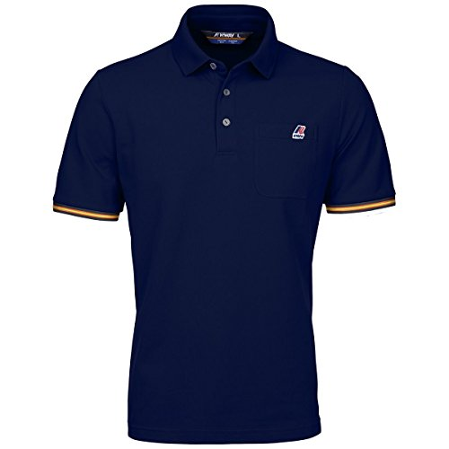 Polo Shirt - Camille Tape - Bambini - Navy - 14Y