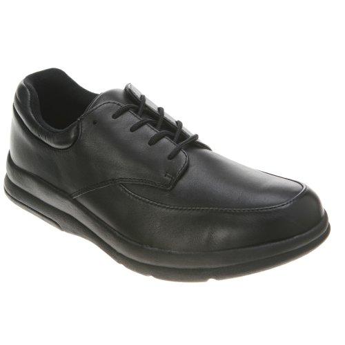 P.W. Minor Men's Pace Mens Oxford Oxfords,Black Smooth Glove,7 M US