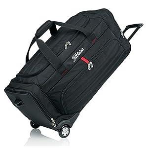 Titleist 2014 30 Wheeled Duffel Bag by Titleist