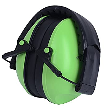 Baby Hearing Protection Ear Muffs Adjustable Protector Noise Reduction Ear Defenders for Infants, Children, Junior, Small Adults and More