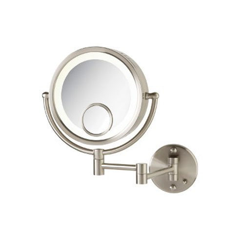 Wall Mounted Makeup Mirror Vanity Lighted Cosmetic