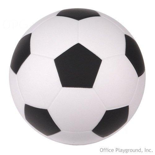 Soccer Stress Ball - 1