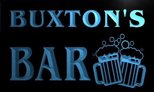 w004477-b-buxtons-nom-accueil-bar-pub-beer-mugs-cheers-neon-sign-biere-enseigne-lumineuse