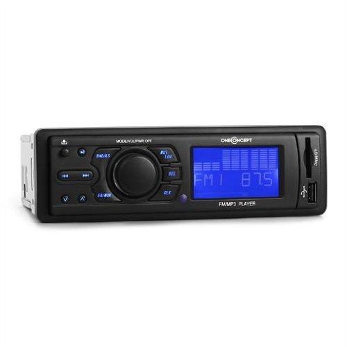 DAB Radio Empf/ä nger, VOGEK Digital Radio Bluetooth V4.2 QC3.0 Autoradio DAB mit FM Transmitter + 3.5mm Aux-Out + USB KFZ Ladeger/ä t + TF Karte Musik Spielen+ Freisprechanruf+ LCD Display