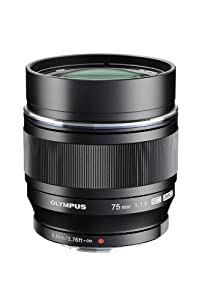 Olympus 75mm f1.8 Interchangeable Lens for Olympus/Panasonic Micro Cameras