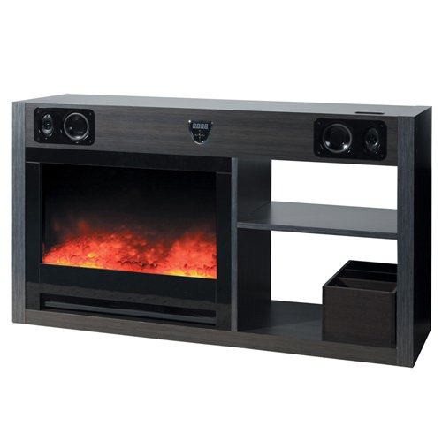 Yosemite Home Decor Vibrations- Electric Fireplace Art Deco - DF-EFP130 photo B006K8H1XU.jpg
