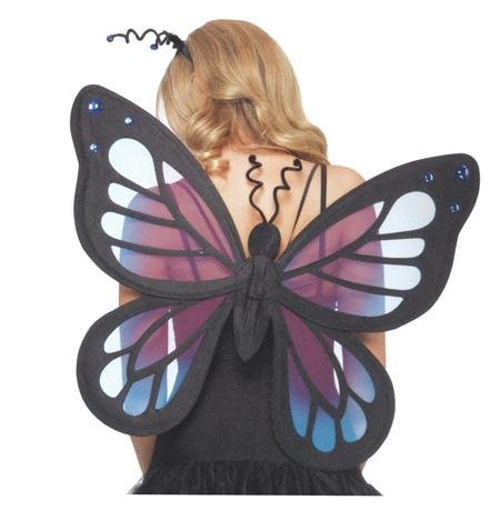 Costumes For All Occasions Ua2136 Butterfly Wings