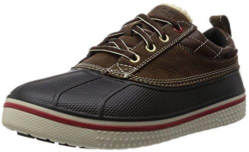 crocs AllCast Duck Boot 12586, Stivaletti uomo, Marrone (Braun (Marron (Espresso/Stucco))), 39.5