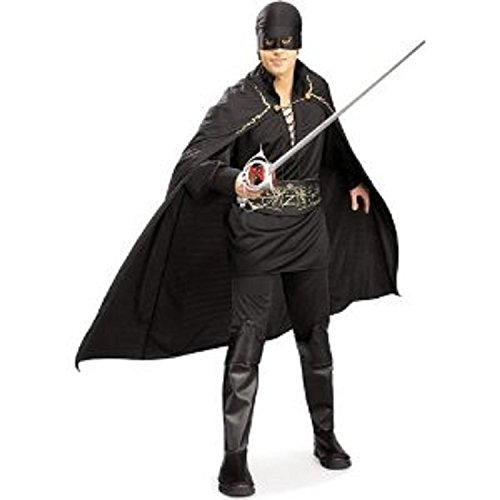 Rubie's Masquerade Zorro(R) Fancy Dress Costume (adult size) - Extra Large