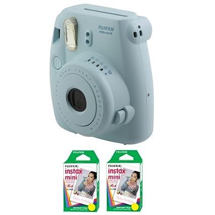 Fujifilm-Instax-Mini8-Instant-Camera-(With-40-Film-Exposures)