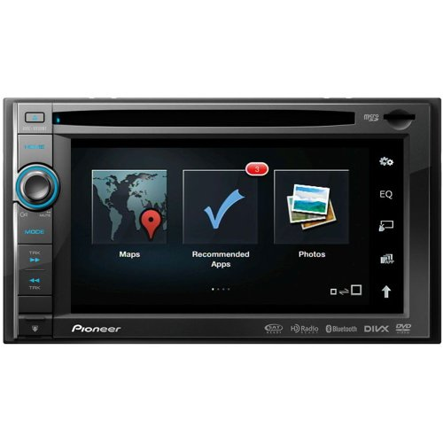 Click to buy Pioneer AVIC-X940BT In-Dash Navigation AV Receiver with 6.1