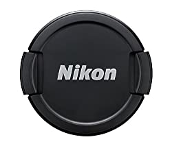 Nikon JAD10601 LC-77 77mm Snap-On Front Lens Cap